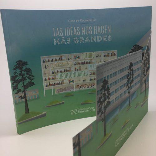Las ideas nos hacen más grandes. Universidad Torcuato Di Tella