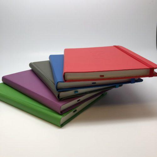 Cuadernos y agendas