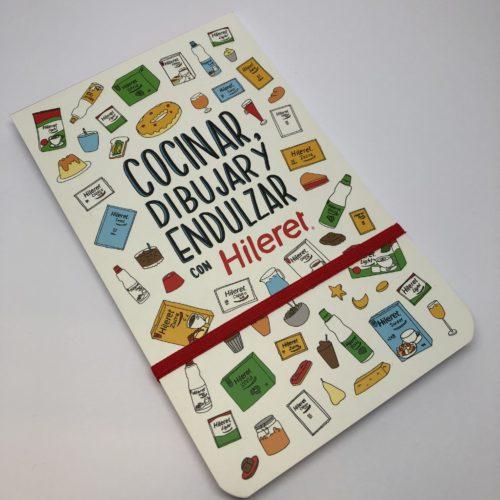 Cocinar, dibujar y endulzar con Hileret®. Josefina Jolly