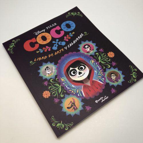Coco. Libro de arte y calaveras