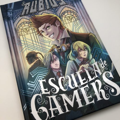 Escuela de Gamers. El Rubius