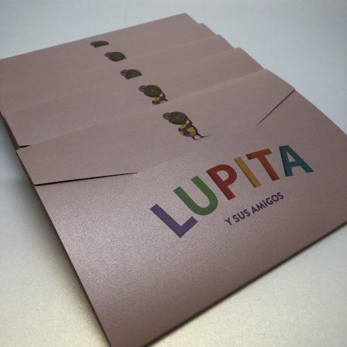 Catálogo. Lupita y sus amigos